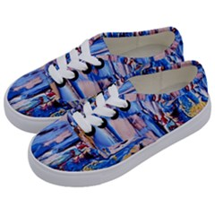 Point Of View 3/1 Kids  Classic Low Top Sneakers by bestdesignintheworld