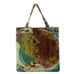 Doves Matchmaking 2 Grocery Tote Bag by bestdesignintheworld