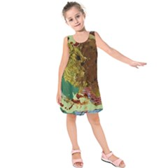 Doves Matchmaking 2 Kids  Sleeveless Dress by bestdesignintheworld