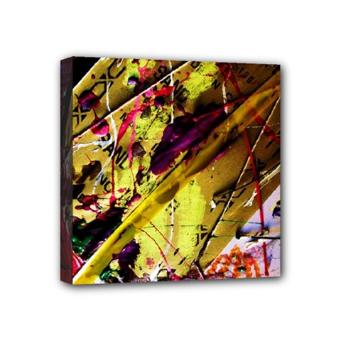 Absurd Theater In And Out 12 Mini Canvas 4  X 4  by bestdesignintheworld