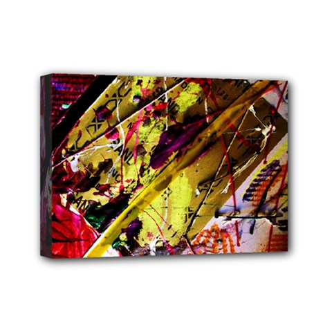 Absurd Theater In And Out 12 Mini Canvas 7  X 5  by bestdesignintheworld