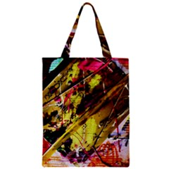 Absurd Theater In And Out 12 Zipper Classic Tote Bag by bestdesignintheworld