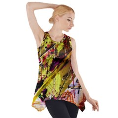 Absurd Theater In And Out 12 Side Drop Tank Tunic by bestdesignintheworld