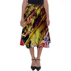 Absurd Theater In And Out 12 Perfect Length Midi Skirt by bestdesignintheworld