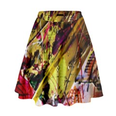 Absurd Theater In And Out 12 High Waist Skirt by bestdesignintheworld