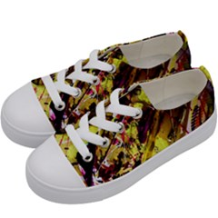 Absurd Theater In And Out 12 Kids  Low Top Canvas Sneakers by bestdesignintheworld