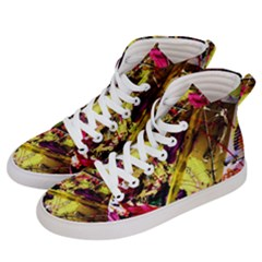 Absurd Theater In And Out 12 Women s Hi Top Skate Sneakers by bestdesignintheworld