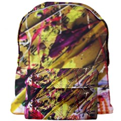 Absurd Theater In And Out 12 Giant Full Print Backpack by bestdesignintheworld