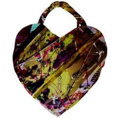 Absurd Theater In And Out 12 Giant Heart Shaped Tote