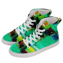 Marakesh 9 Women s Hi Top Skate Sneakers by bestdesignintheworld