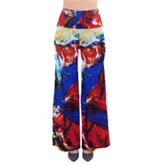 Mixed Feelings 9 So Vintage Palazzo Pants by bestdesignintheworld