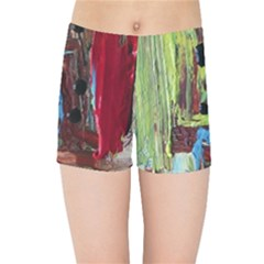 Point Of View 9 Kids Sports Shorts