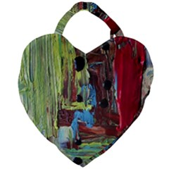 Point Of View 9 Giant Heart Shaped Tote
