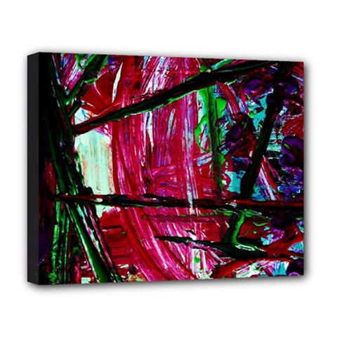 Sacred Knowledge 9 Deluxe Canvas 20  X 16   by bestdesignintheworld