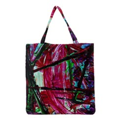 Sacred Knowledge 9 Grocery Tote Bag by bestdesignintheworld