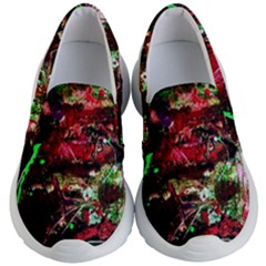 Bloody Coffee 2 Kid s Lightweight Slip Ons by bestdesignintheworld