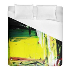 Poppies In An Abandoned Yard 10 Duvet Cover (full/ Double Size)