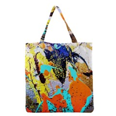Africa  Kenia Grocery Tote Bag by bestdesignintheworld