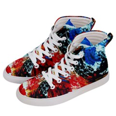 Mixed Feelings 4 Men s Hi Top Skate Sneakers by bestdesignintheworld