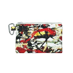 Ireland1/1 Canvas Cosmetic Bag (small)