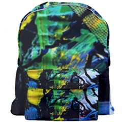 Rumba On A Chad Lake 10 Giant Full Print Backpack by bestdesignintheworld