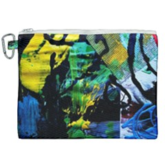 Rumba On A Chad Lake 10 Canvas Cosmetic Bag (xxl) by bestdesignintheworld