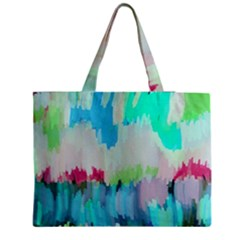 Abstract Background Medium Tote Bag by Modern2018