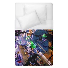 Jealousy   Battle Of Insects 6 Duvet Cover (single Size)
