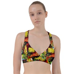 St Barbara Resort Sweetheart Sports Bra