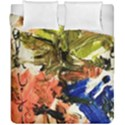 Painting And Letters Duvet Cover Double Side (California King Size) View1
