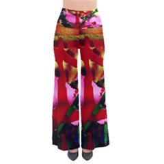 Red Cross 6 So Vintage Palazzo Pants by bestdesignintheworld