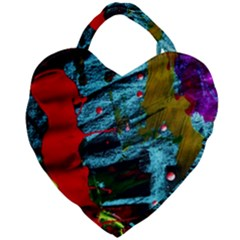 Totem 1 Giant Heart Shaped Tote