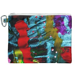 Totem 1 Canvas Cosmetic Bag (xxl) by bestdesignintheworld