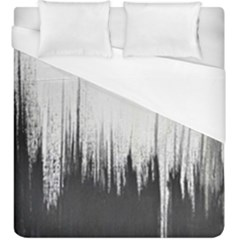 Simple Abstract Art Duvet Cover (king Size)