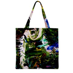 Bow Of Scorpio Before A Butterfly 8 Grocery Tote Bag by bestdesignintheworld