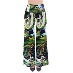 Bow Of Scorpio Before A Butterfly 8 So Vintage Palazzo Pants by bestdesignintheworld