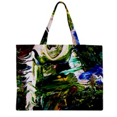 Bow Of Scorpio Before A Butterfly 8 Medium Tote Bag by bestdesignintheworld