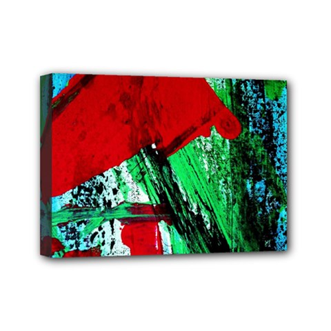 Humidity 5 Mini Canvas 7  X 5  by bestdesignintheworld