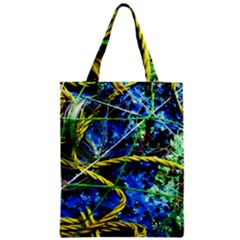 Moment Of The Haos 7 Zipper Classic Tote Bag by bestdesignintheworld