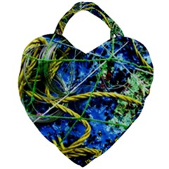 Moment Of The Haos 7 Giant Heart Shaped Tote