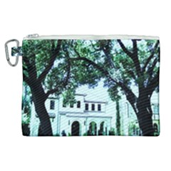 Hot Day In Dallas 16 Canvas Cosmetic Bag (xl) by bestdesignintheworld
