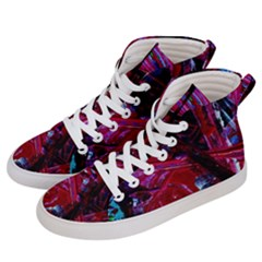 Sacred Knowledge 1 Women s Hi Top Skate Sneakers by bestdesignintheworld