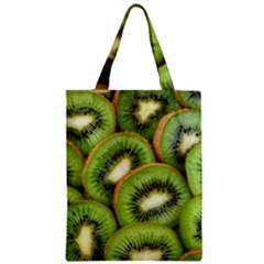 Sliced And Open Kiwi Fruit Classic Tote Bag by goodart
