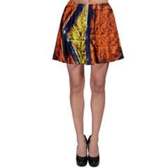 Cryptography Of The Planet 9 Skater Skirt by bestdesignintheworld