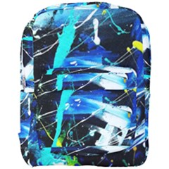 My Brain Reflecrion 1/1 Full Print Backpack by bestdesignintheworld
