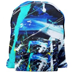 My Brain Reflecrion 1/1 Giant Full Print Backpack by bestdesignintheworld