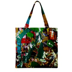 Oasis Grocery Tote Bag