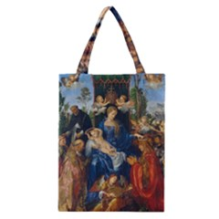 Feast Of The Rosary   Albrecht Dürer Classic Tote Bag