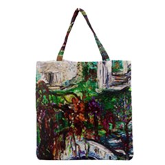 Gatchina Park 4 Grocery Tote Bag by bestdesignintheworld