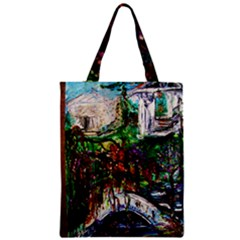 Gatchina Park 4 Zipper Classic Tote Bag by bestdesignintheworld